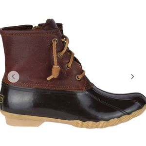 Sperry Thinsulate Saltwater Duck Boots